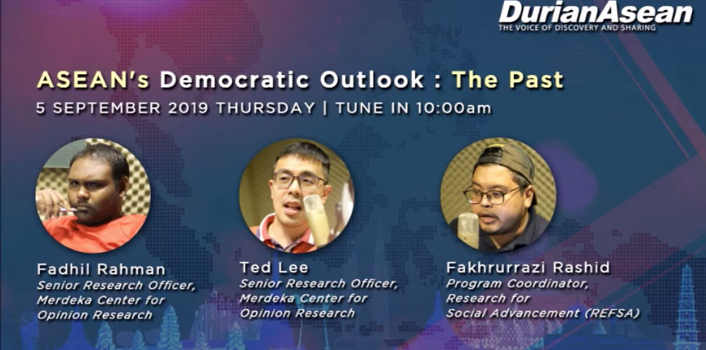 ASEAN's Democratic Outlook:The Past