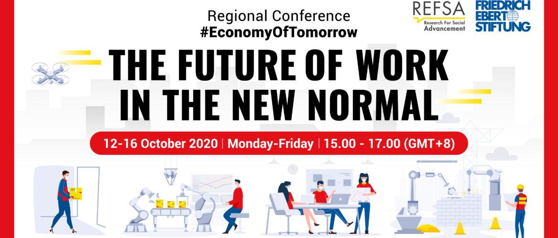 Economy of Tomorrow Regional Conference 2020