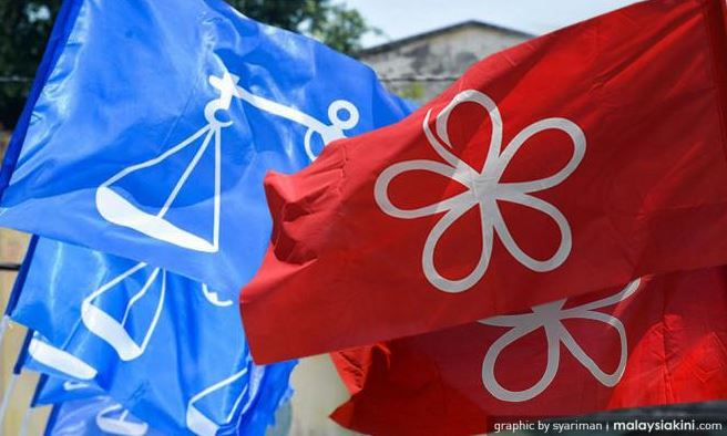 The end of the single-party dominance era in Malaysia