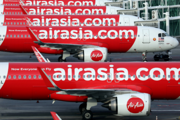 Malaysia's AirAsia aims to be 'more than an airline' as coronavirus cripples aviation