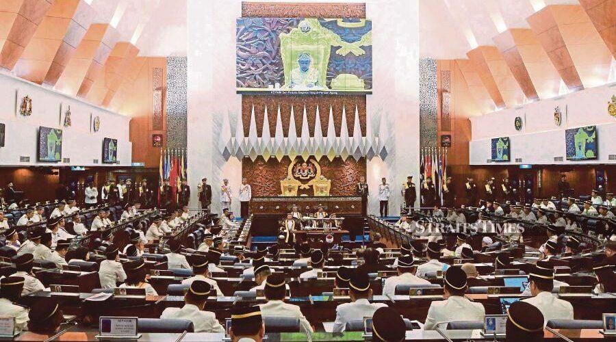 Mampukah Parlimen berperanan semula?