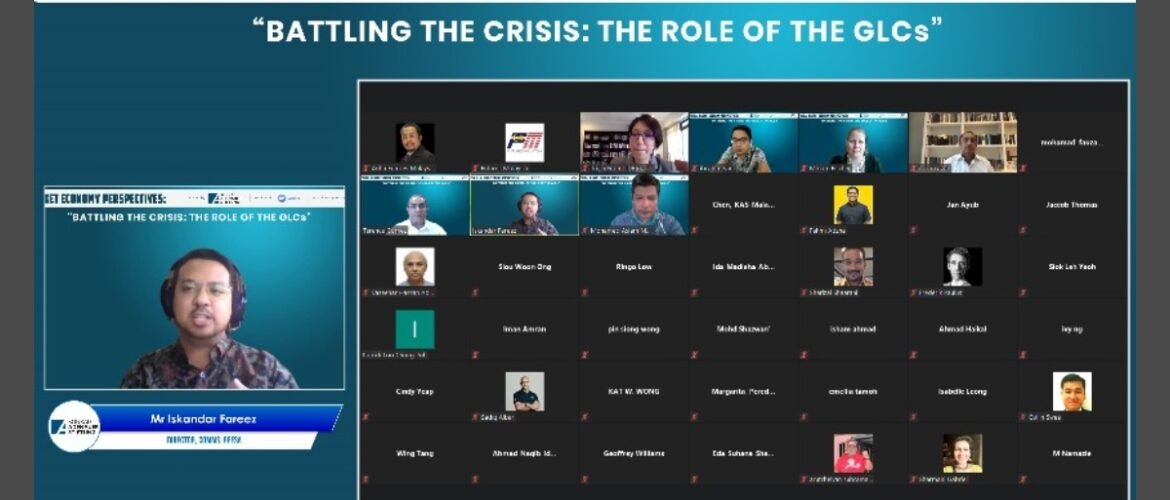 Battling the Crisis: The Role of GLCs