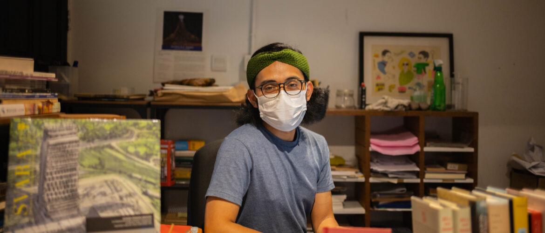 Stories from the Ground – Nazir , 33, Tintabudi Bookshop
