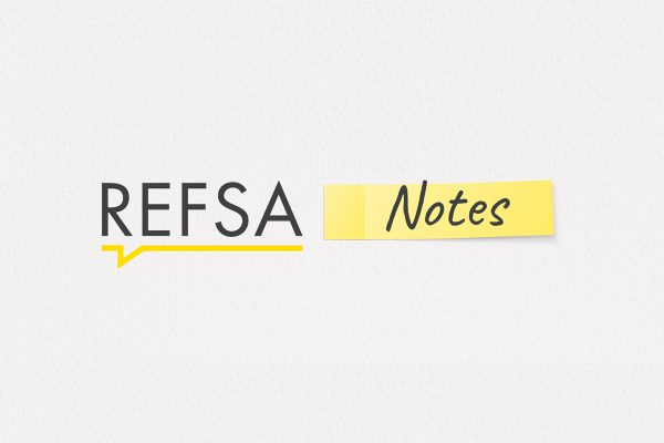 REFSA Notes Icon