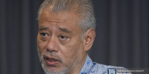 Economist Prof Jomo Kwame Sundaram says all countries need to widen their emergency response capacity. – The Malaysian Insight file pic, October 12, 2020.